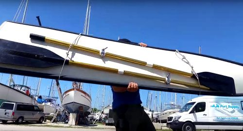 Read more about the article What kind of dinghy is that?