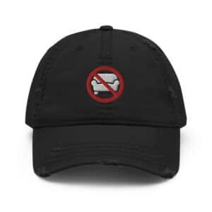 Distressed DBAC Hat